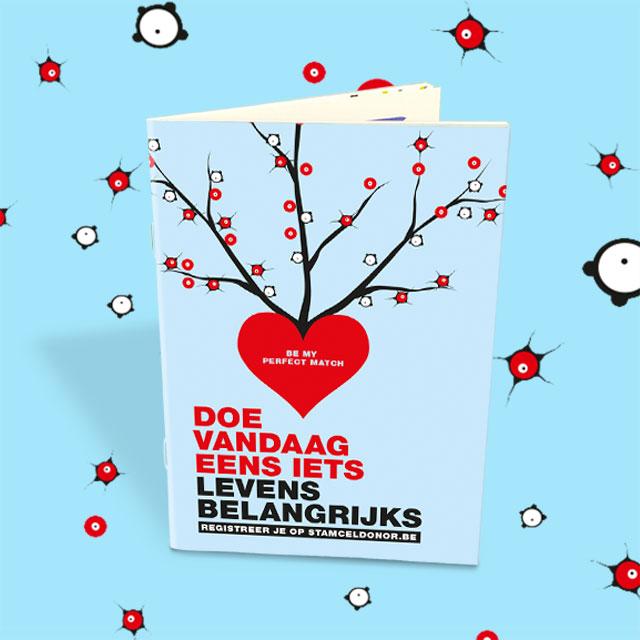 Brochure 'Doe vandaag eens iets levensbelangrijks'