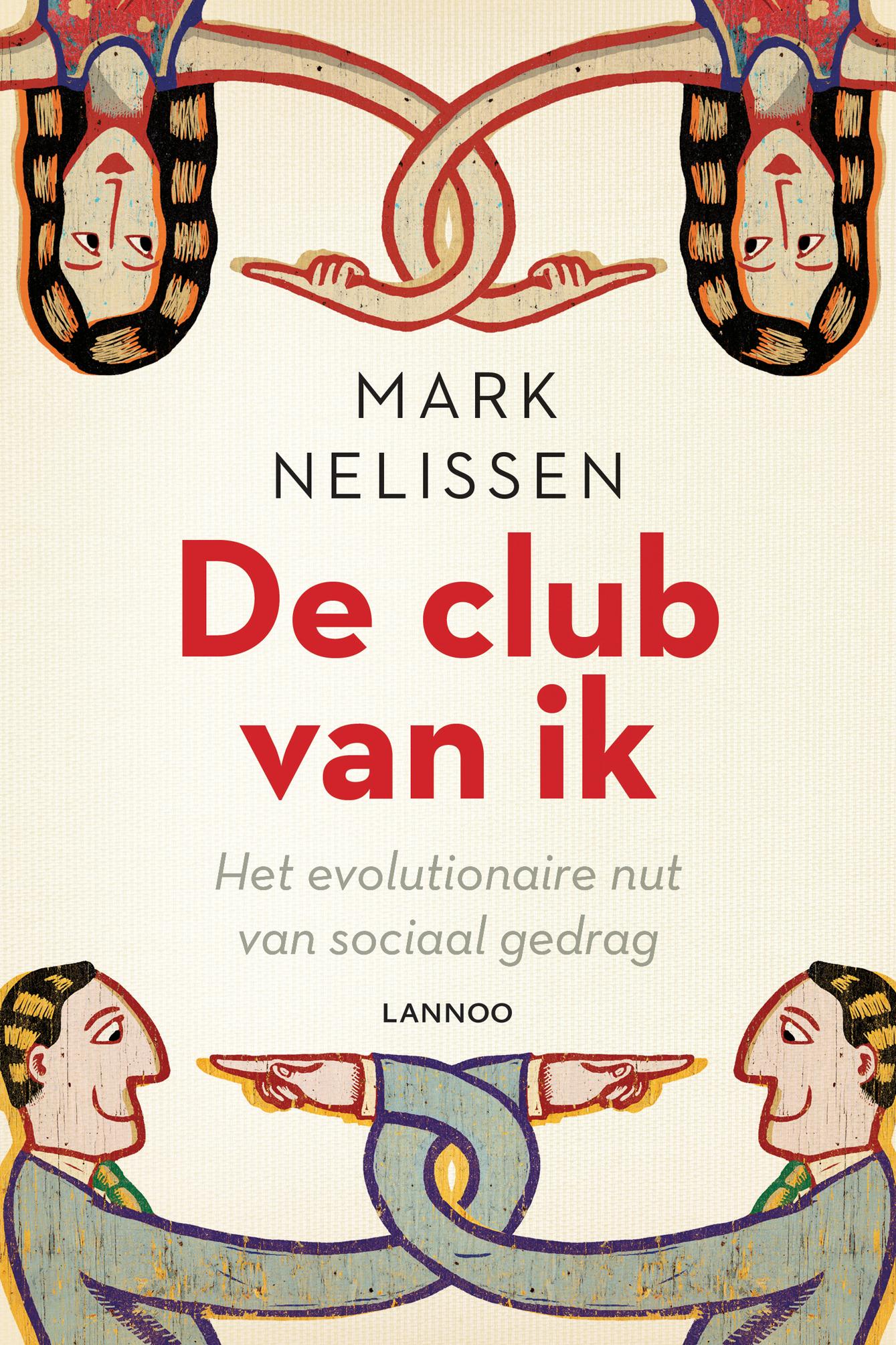 Recensie 'De club van ik. Het evolutionaire nut van sociaal gedrag'