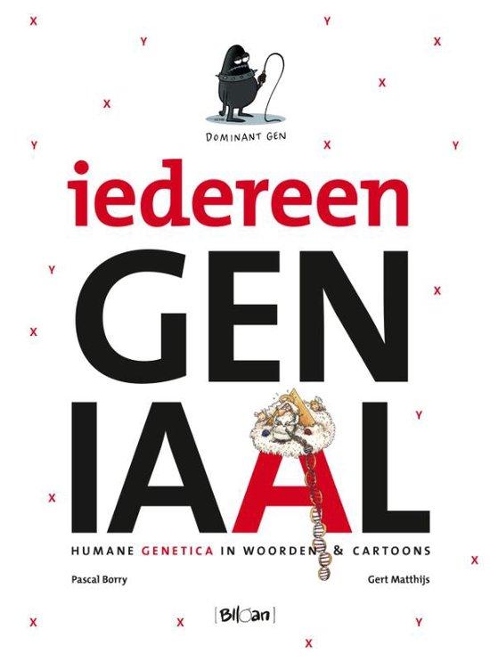 Recensie 'Iedereen GENiaal' (tentoonstelling)