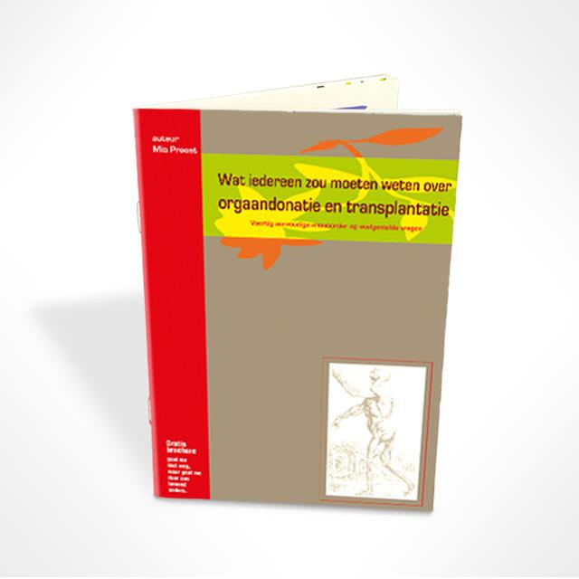 Brochure 'Wat iedereen zou moeten weten'