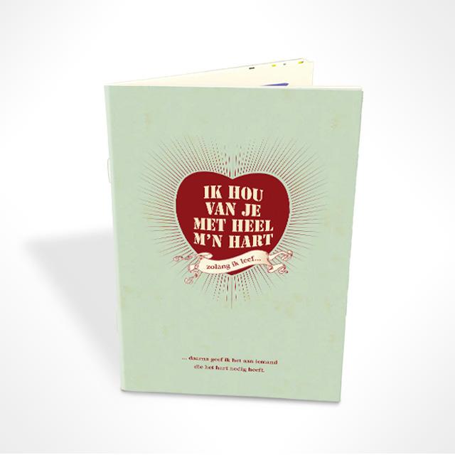 Informatieboekje over orgaandonatie