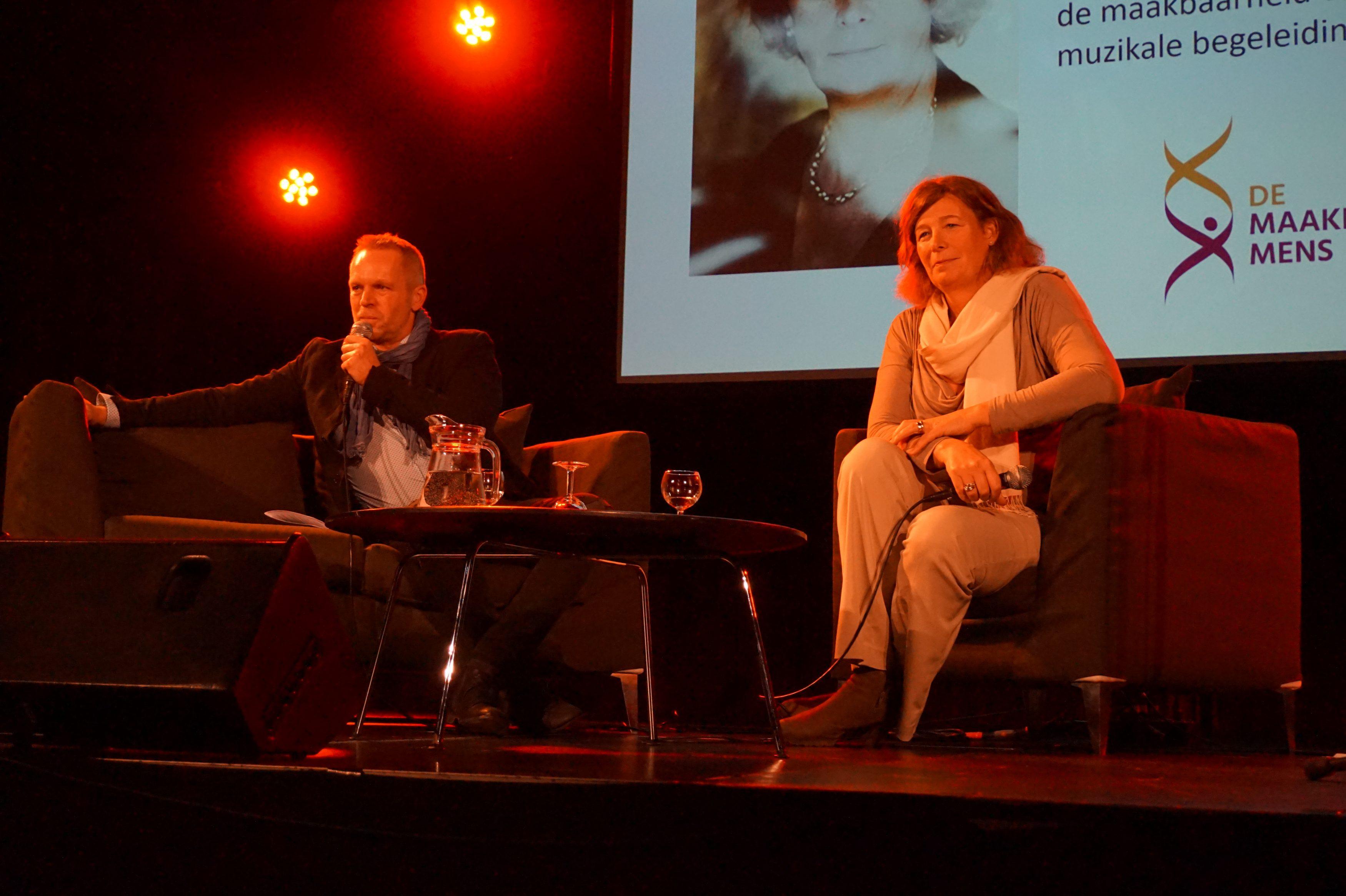 Petra De Sutter over de maakbaarheid van de mens