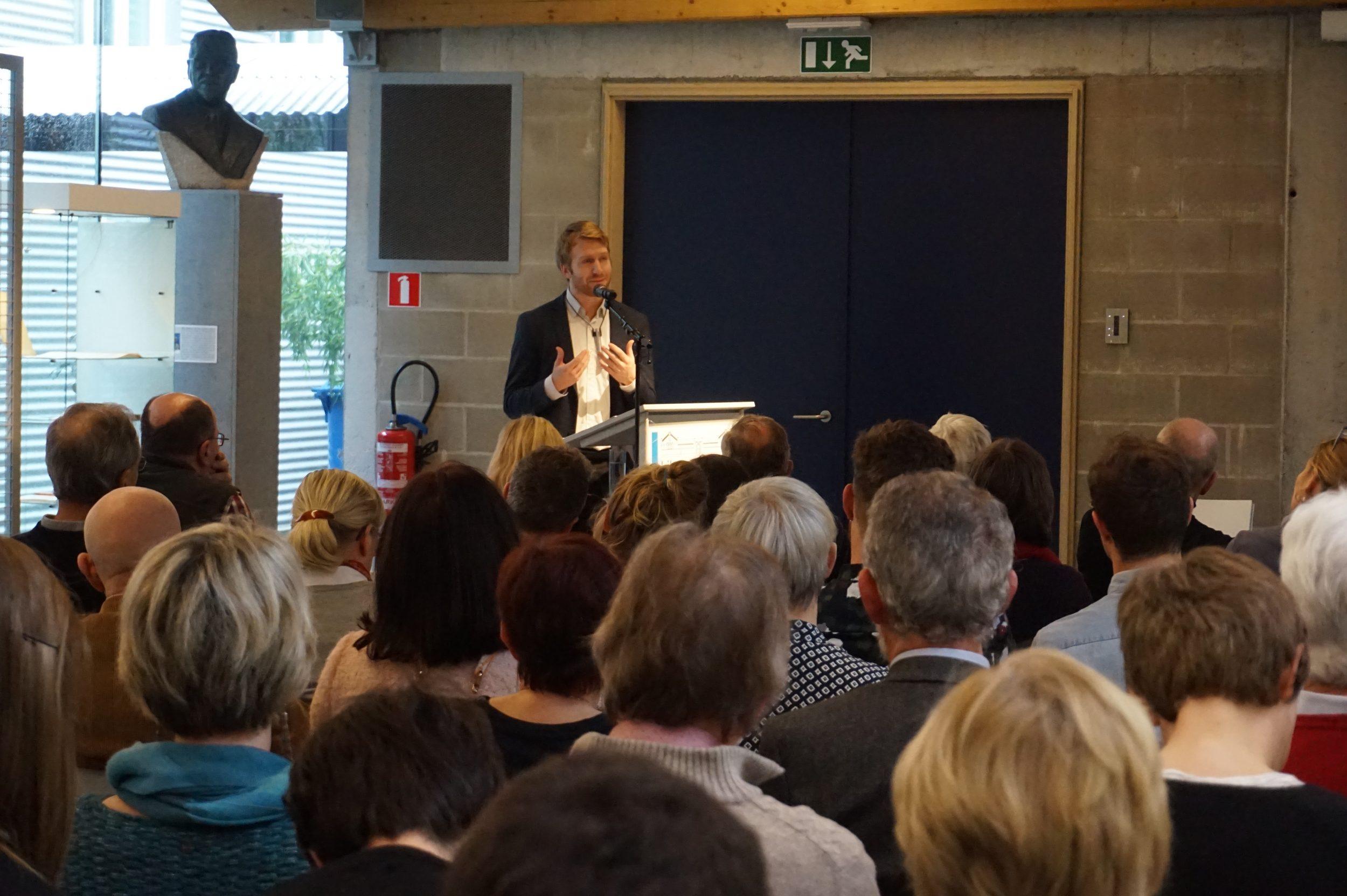 Sacha Dierckx over hoe de maatschappij kan bijdragen tot het goede leven
