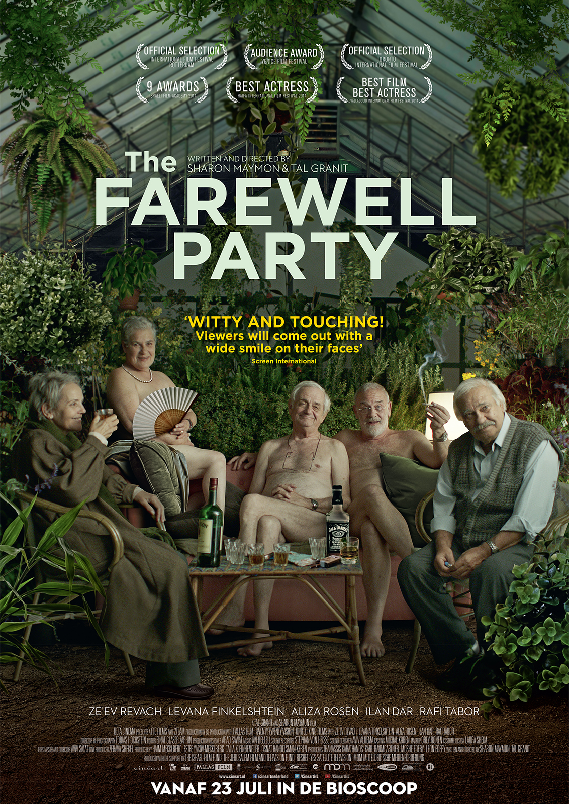 Film: The Farewell Party