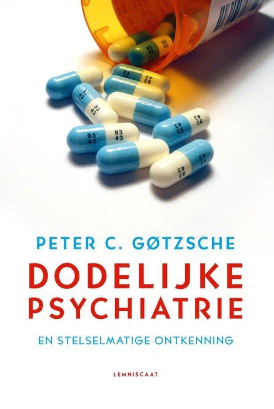 Recensie 'Dodelijke psychiatrie en stelselmatige ontkenning'