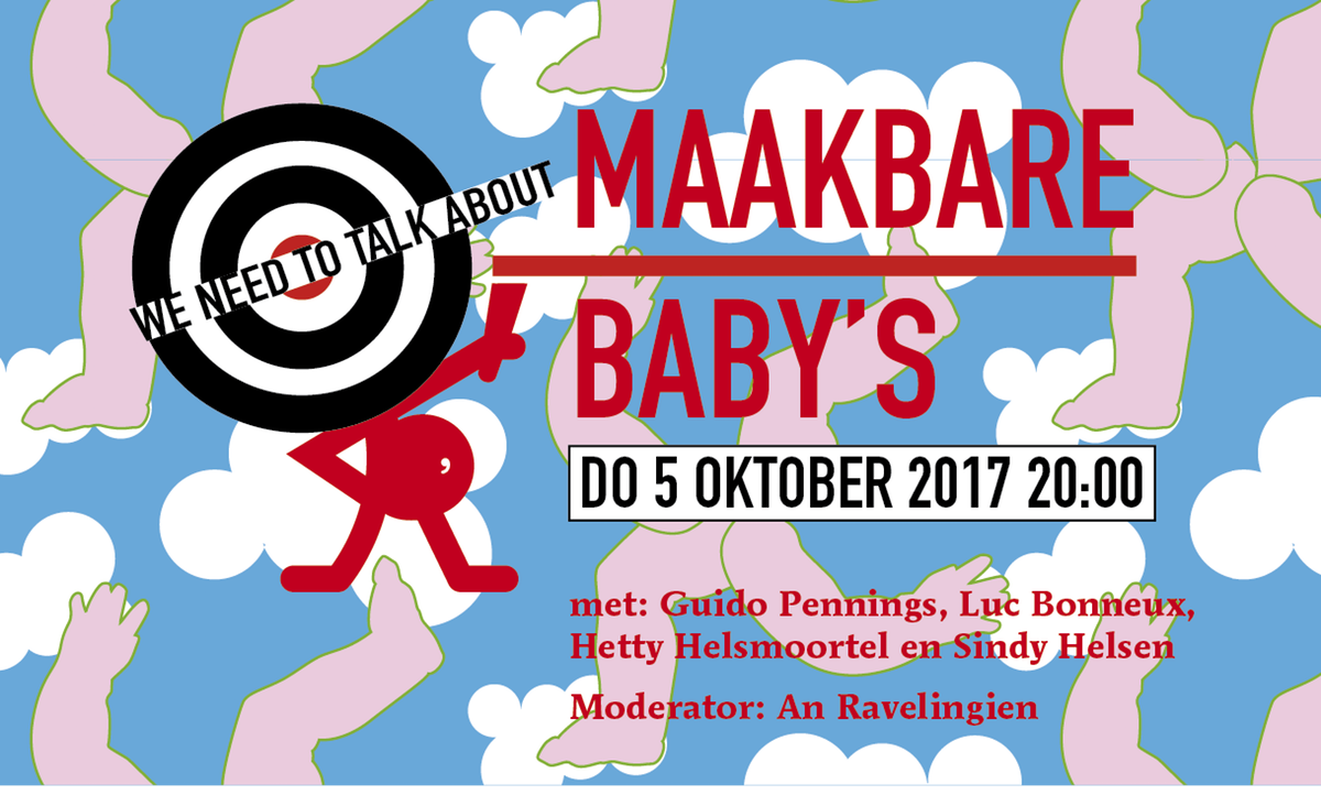 Verslag 'We need to talk about… maakbare baby's'