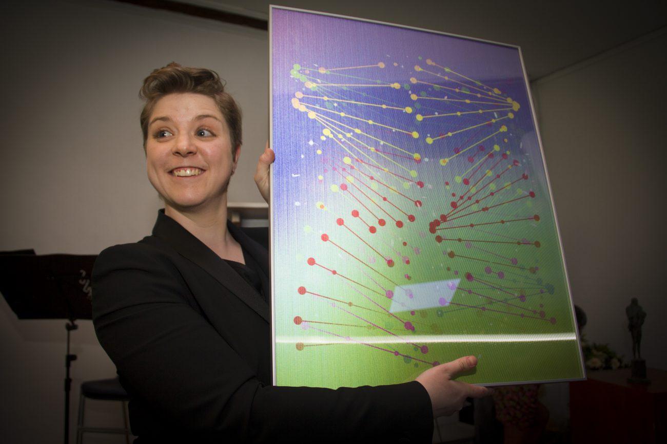 Hetty Helsmoortel wint de Prijs De Maakbare Mens