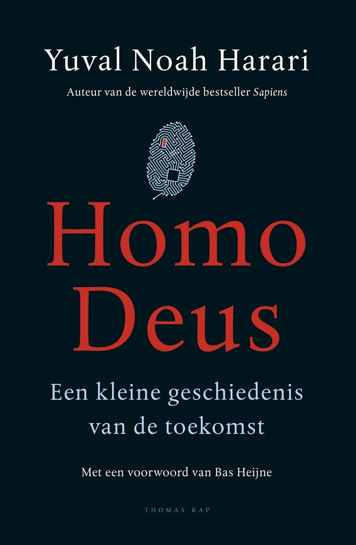 Recensie 'Homo Deus'