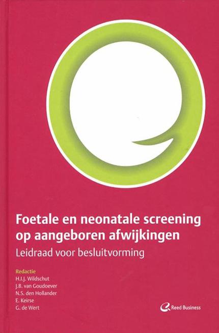 Foetale en neonatale screening op aangeboren afwijkingen