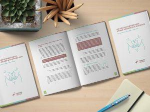Brochure Vruchtbaarheidsbehandelingen optimaal integreren in de werksituatie: een win-win voor werkgever en werknemer. De Verdwaalde Ooievaar