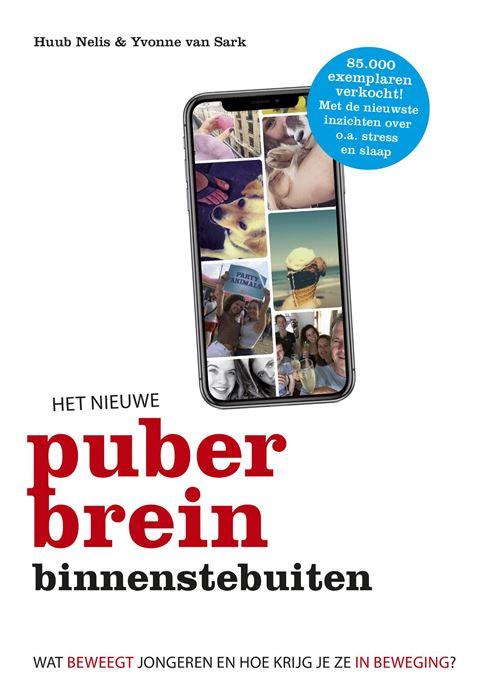 Boekrecensie 'Het nieuwe puberbrein binnenstebuiten'