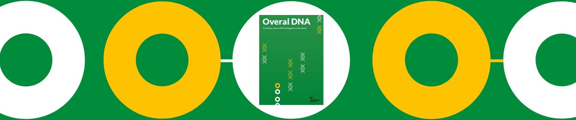 Nieuw! Digitale brochure Overal DNA