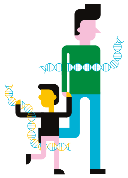 Overal DNA