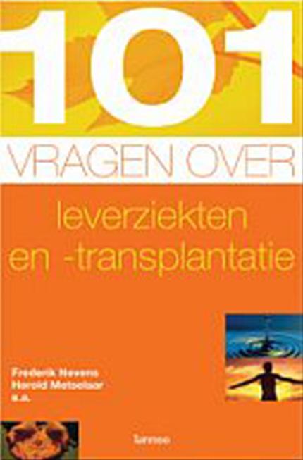 101 vragen over leverziekten en -transplantatie
