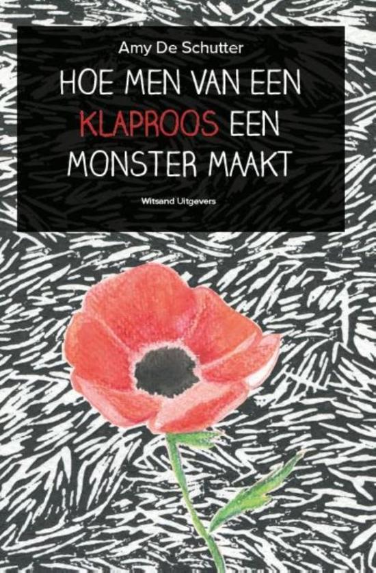 Boekrecensie 'Hoe men van een klaproos een monster maakt'