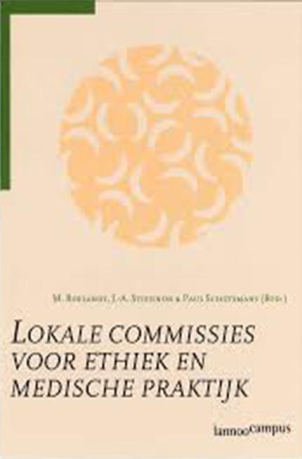 Lokale commissies voor ethiek en medische praktijk