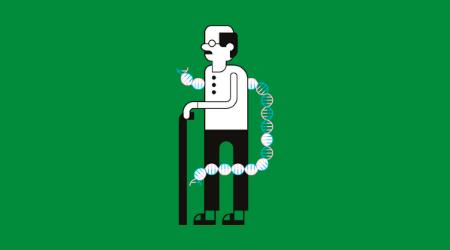 Veroudering van je DNA