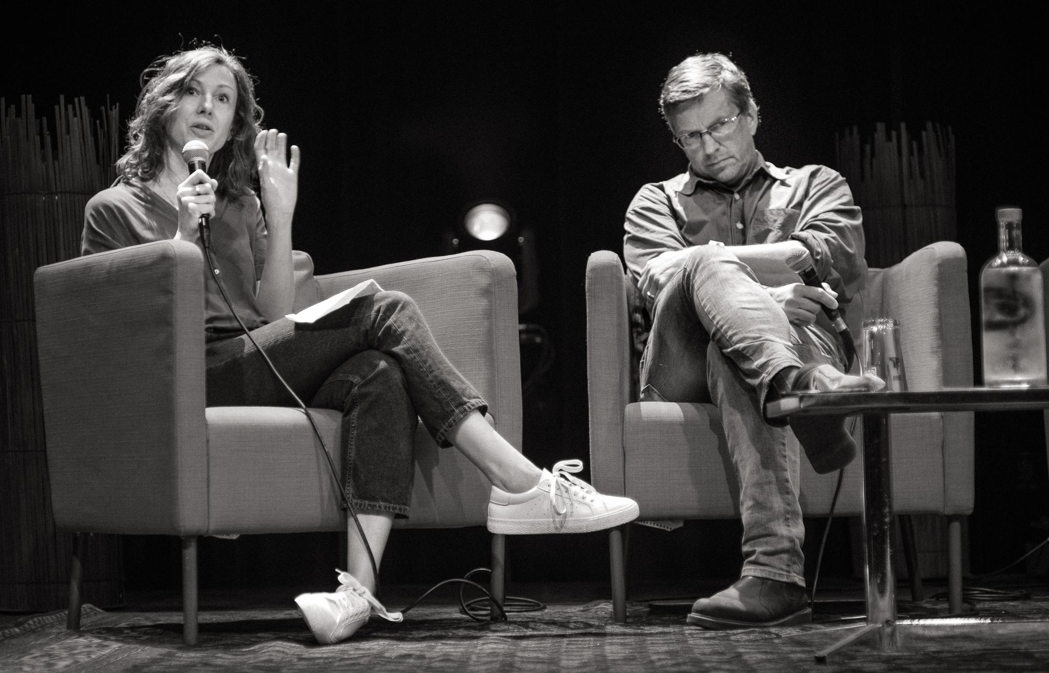 Julian Savulescu in gesprek met Katrien Devolder