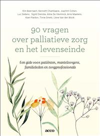 Boekrecensie '90 vragen over palliatieve zorg en het levenseinde'