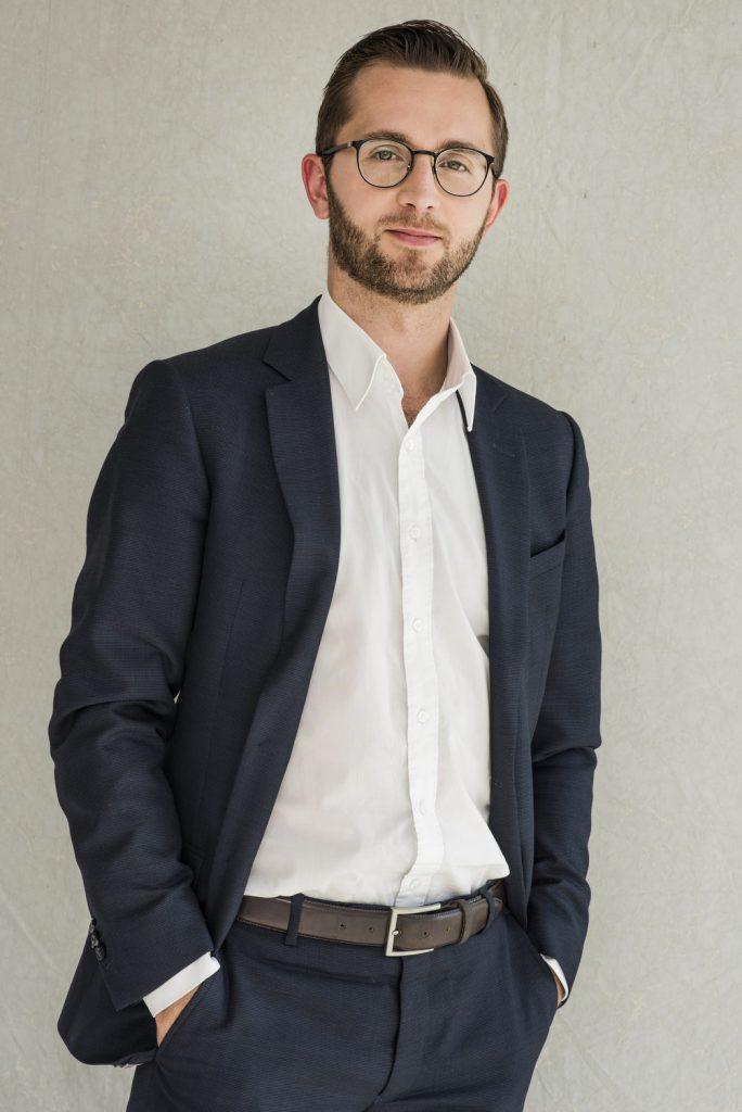 Jurist Nils Broeckx