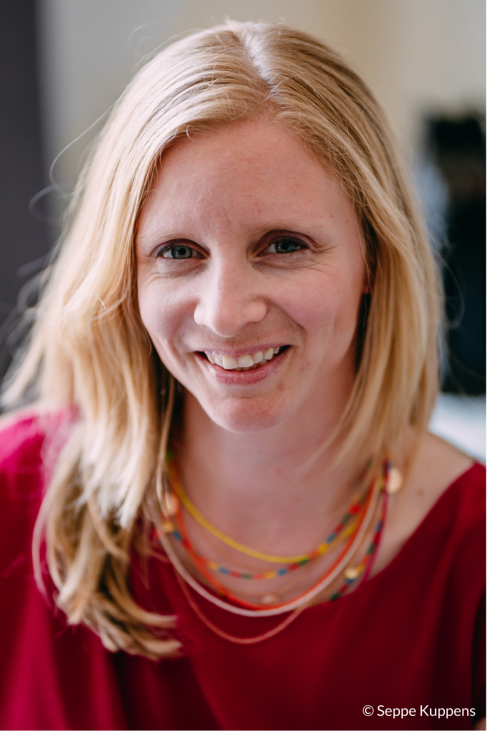 Ilse Weeghmans, directeur Vlaams Patiëntenplatform