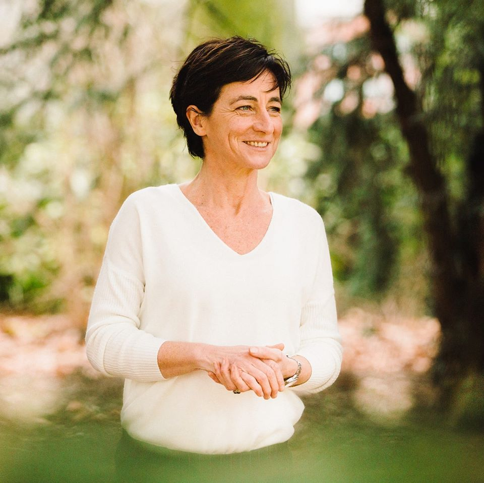 Bewegingstherapeute Greet Dupain