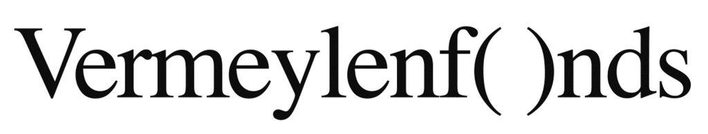 Logo Vermeylenfonds