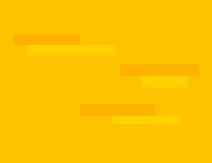 Tegel geel balkjes