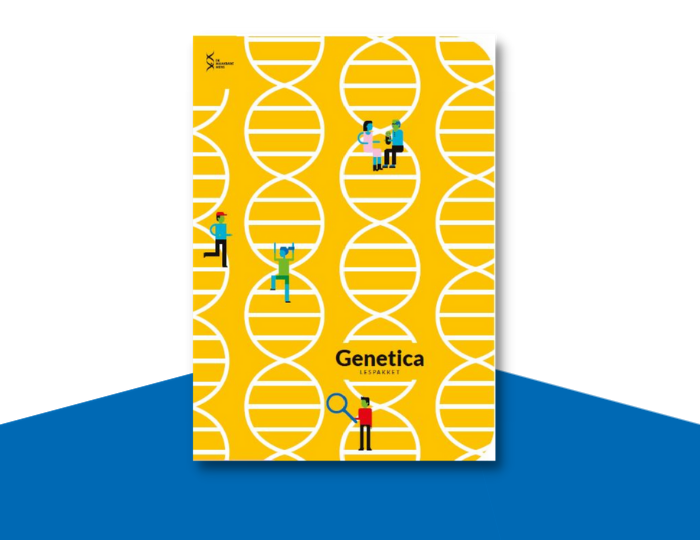 Nieuw lespakket Genetica